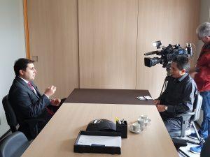 TV Record - Dr. Helio Brogna Coelho