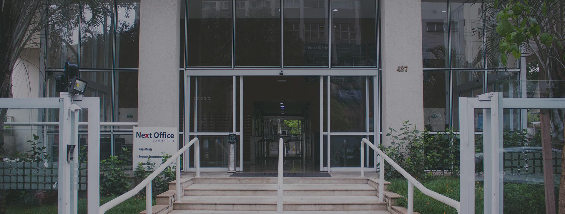 banner faxada